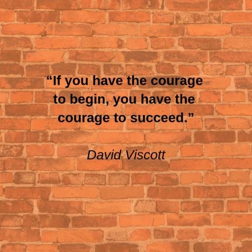 David Viscott Quote